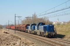 DE 18 2350 en UM et fret (SylvainBouard) Tags: train railway de18 fret régiorail