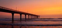 20190307_2779_7D2-24 Misty sunrise at the Pier #1 (johnstewartnz) Tags: 7d mark ii canon apsc ef 2470 f40 l new brighton beach pier 2470mm 7dmarkii 7d2 dawn mist misty sun sunrise tripod canon7dmarkii canoneos7dmkii canoneos7dmarkii 100canon