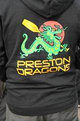 Preston Dragons (Dark Dwarf) Tags: dragon boat dragonboat race racing northern winter challenge 2019 amathus liverpool preston