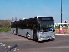 Iveco Crossway LE - Le Fil (Pi Eye) Tags: iveco irisbus crossway crosswayle lowentry briey lefil st2b bus