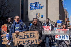 EM-190323-MarchInMarch-086 (Minister Erik McGregor) Tags: 7kcontract 7kstrike activism andrewcuomo boroughhall brooklynbridge cuny cunycontractnow cunyuss cunycontracts cunyriseup cunyrising cunystruggle cityhall cuomofundcuny directaction electedofficials erikmcgregor faircontracts fairwages freecuny fundcuny governorcuomo investincuny livingwage marchinmarch nyc newdeal newdeal4cuny newyork newyorkcity psccuny peacefulprotest peacefulresistance photography protest resistausterity stopstarvingcuny studentgovernment studentleaders studentpower usa uss usscuny universitystudentsenate cunyneedsaraise demonstration march news photojournalism politics rally 9172258963 erikrivashotmailcom ©erikmcgregor