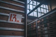 Lucky (IAmTheSoundman) Tags: abandoned urbanexploring pennsylvania urbex chinafactory factory clutter messy sony a99 takumar vintagelens m42 manualfocus