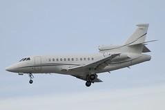 G-FLCN (LIAM J McMANUS - Manchester Airport Photostream) Tags: gflcn bizz xjcltd xjc dassault falcon 900 dassaultfalcon falcon900 df3 da90 fa90 egcc manchester man