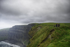 The Selfie Gods Are Smiling (C@mera M@n) Tags: cliffs cliffsofmoher ireland ocean people place selfie travel water outdoors traveldestination vacation