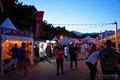 20181229-13-Taste of Tasmania evening (Roger T Wong) Tags: 2018 australia hobart rogertwong sel24105g sony24105 sonya7iii sonyalpha7iii sonyfe24105mmf4goss sonyilce7m3 tasmania tasteoftasmania crowds evening food lights night people stalls summer