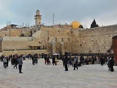 0042 (Paul_PA) Tags: wailingwall westernwall israel jerusalem oldtown wall people judaism faith templemount