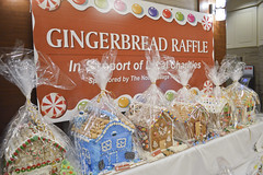 In Support of Local Charities (NottawasagaResort) Tags: nottawasagaresort nottawasaga nottawasagainn nottawasagainnresort inn resort hotel raffle humane society gingerbread gingerbreadhouse candy house chocolate frosting christmas charity alliston allistonontario donation staff event dogs cats pets sugarplumfair sugar plum fair spf barbie cookie monster local animals