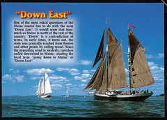 Down East - Windjammers off the Maine Coast (tico_manudo) Tags: downeastsailboat windjammers mainecoast