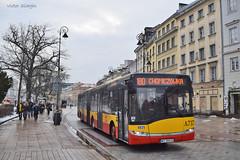 Solaris Urbino 18 - A737 - 180 - 21.12.2018 (VictorSZi) Tags: poland warsaw varsovia transport publictransport bus autobuz winter iarna nikon nikond5300 december decembrie