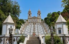 Braga (gorgozepp) Tags: travel architecture stairs church building portugal braga canon760d sigma