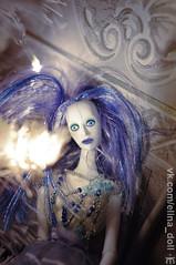 . (Elina-Doll) Tags: art авторскиекуклы collectionfigures collectiontoys doll кукла авторскаякукла strange collectionfigure дизайнерскиекуклы куклы искусство странное нестандартное художественные artdoll creatures artdolls