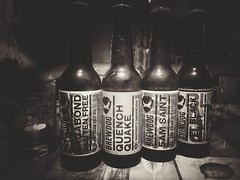 It used to be called beer. (Mr_Pudd) Tags: beer 5amsaint jetblackheart vagabond quenchquake brewdog iphone8plusbackdualcamera399mmf18