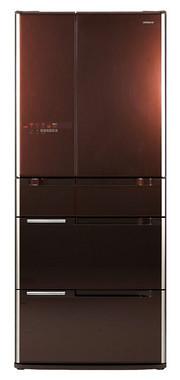 日立 フロストリサイクル冷却 真空チルドS 冷蔵庫 R-Z6200, R-Z5700の写真