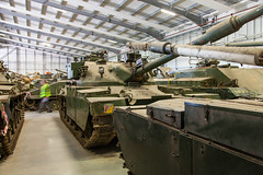 Chieftan 15th September 2018 #5 (JDurston2009) Tags: chieftain conservationhall tigerday tigerdayx bovington bovingtoncamp dorset reservecollection tank tankmuseum thetankmuseum vehicleconservationhall vcc