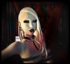 Sola Mors (IsaLapis) Tags: vampire sl slvampire secondlifevampire secondlifegoth gothic vampyre vampires fantasy vampyres vampyr goth slgoth slgothic