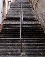 Montserrat Stairway (Adam's Attempt (at a good photo)) Tags: montserratstairway stairway spain catalonia barcelona tourist vacation nikon d500 18200mm lightroom old