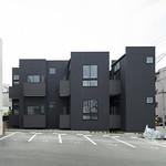 木造賃貸アパートの写真