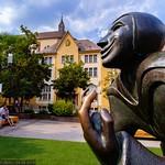 Theaterplaz - Bronze Sculpture