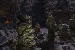 bizzarre sculture (Paolo Dell'Angelo (JourneyToItaly)) Tags: grottedicastellana castellanagrottebari puglia italia caves apulia italy