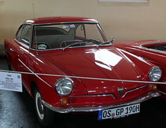 Sport-Prinz (Schwanzus_Longus) Tags: automuseum melle german germany old classic vintage car vehicle rotary wankel engine coupe coupé nsu sportprinz sport prinz