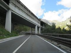 SS27 Colle del Gran San Bernardo-2 (European Roads) Tags: ss27 colle del gran san bernardo italia suisse switzerland grand saintbernard strada statale