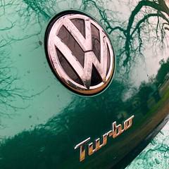 Bottle Green in the Mist (Cameron_Talley) Tags: vw volkswagen beetle 2018 bottle green turbo bottlegreen