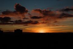 4th December 2018 Sensational Sunrise-4 (Philip Gillespie) Tags: edinburgh scotland 2018 december sunrise sun sky clouds orange red pink blue purple silhouette morning beautiful colour color canon 5dsr early cloudporn winter