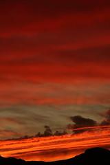 Sunset 1 31 19 #46 (Az Skies Photography) Tags: sun sunset set dusk twilight nightfall sky skyline skyscape cloud clouds red orange salmon yellow gold golden black rio rico arizona az rioricoaz riorico arizonasky arizonaskyline arizonaskyscape arizonasunset january 31 2019 january312019 13119 1312019 canon eos 80d canoneos80d eos80d canon80d