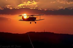 de Havilland 83 Fox Moth (WP_RAW) Tags: ott16 hahnweide oldtimerfliegertreffen
