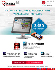 Ofimatica - Fitur 2019 - Hosteleria (ofisoftware) Tags: software ofibarman restaurante bar ofimatica forum gastronomico coruña ferias marzo 2019