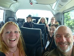 on the bus (nicgee) Tags: northern ireland august 2018