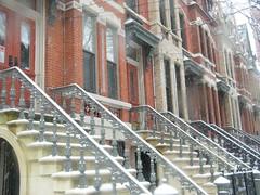 Classic Architecture, Snow View, Jersey City, New Jersey (lensepix) Tags: classicarchitecture snowview jerseycity snow winter newjersey