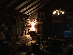 Eadon Lodge (CC Benison) Tags: electrolier ccbenison cottage paulisdead paulisdeadanovel crimenovel gimli