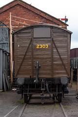 2303 wagon in Bewdley yard.jpg (Bob Green 52) Tags: svr severnvalleyrailway bewdley worcestershire railway rails