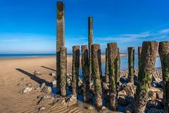 Am Strand von Domburg (frankwinkler1969 - busy) Tags: domburg niederlande holland sonne strand meer nordsee sony a7riii fe2414gm himmel blau sand