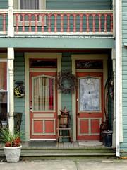 Doors (e r j k . a m e r j k a) Tags: ohio sardis abode doors encore 2011