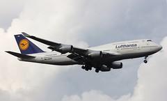 Lufthansa, D-ABVM, MSN 29101, Boenig 747-430, 09.10.2016,  FRA-EDDF, Frankfurt (Named: Kiel) (henryk.konrad) Tags: lufthansa dabvm msn29101 boenig b744 b747430 frankfurt fraeddf henrykkonrad namedkiel