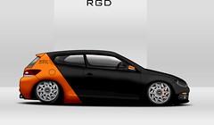 Volskwagen Scirocco (- R G D -) Tags: auto 2d fixa volkswagen