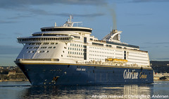 Color Magic (336) (Christoffer Andersen) Tags: colorline colormagic colorlinecruises portofoslo oslo oslofjorden cruiseferry ferry carferry shipspotting