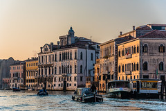 Dorsoduro Waterfront in Morning Sun I (Gerry Lynch/林奇格里) Tags: architecture boats canal grandcanal italy vaporetto venice exif:lens=2401200mmf40 exif:aperture=ƒ71 exif:isospeed=400 exif:make=nikoncorporation exif:focallength=85mm exif:model=nikond750 camera:model=nikond750 camera:make=nikoncorporation