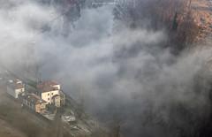 fog (fabrizio daminelli ) Tags: fog nebbia airuno lombardia lombardy italia italy paesaggio landscape panorama canon fabriziodaminelli