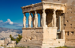 _MG_9453 - Caryatids (AlexDROP) Tags: 2017 europe greece athens greek acropolis travel color city urban cityscape daylight architecture history statue canon6d ef241054lis best iconic famous mustsee picturesque postcard