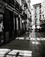 Madrid shadows (joannab_photos) Tags: contrast shadow light summer spain madrid
