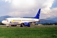 Astraeus Boeing 737-700 G-STRH (gooneybird29) Tags: flugzeug flughafen aircraft airport airplane airline szg boeing 737 astraeus gstrh