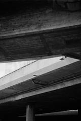 Hardbrücke (titan3025) Tags: leica leicam6 m6 blackandwhite zürich analog photography grainisgood ilford hp5 ilfordhp5 2019
