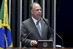 Plenário do Senado (Senado Federal) Tags: plenário senadorfernandobezerracoelhomdbpe sessãonãodeliberativa brasília df brasil bra