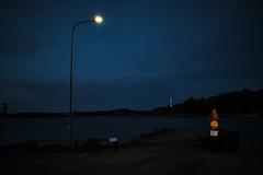 Morning at Hjuvik's steamboat pier (Thomas Barregren) Tags: morning light