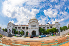 Ipoh Railway Station (Phalinn Ooi) Tags: trump brexit penang batuferingghi shangrila beach island entopia goldensands ipoh perak batugajah ipohbalihotel hotel resort kelliescastle malaysia asia view scenery holiday tour travel explore cuti architecture building sky cloud landscape outdoor indoor adventure heritage culture fisheye portrait portraiture bokeh street photography family wife children animal butterfly food sunset wide canon eos dslr 5dm4 history baby relax pool swim 5dmarkiv town city wanderlust wanderer love beautiful nature sexy plants tourist landmark railway visitmalaysia visitperak tourismmalaysia