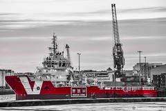 VOS Provider -  Aberdeen Harbour Scotland - 20th January 2019 (DanoAberdeen) Tags: fittie footdee berthed portside aberdeenharbour vikingprovider vosprovider candid amateur 2019 abz abdn uk gb danoaberdeen geotag tagged aberdeen harbour seaport seafarers maritime offshore oilships cargoships supplyships aberdeenscotland grampian seascape sailor sealife northeast shipspotting shipspotters tug tugboats scotch scotland marineoperationscentre pocraquay northeastscotland