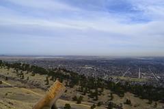 Boulder - panorama (Solista*) Tags: boulder usa panorama southwest city town miasto landscape krajobraz mountains góry pejzaż view obserwacja natura nature